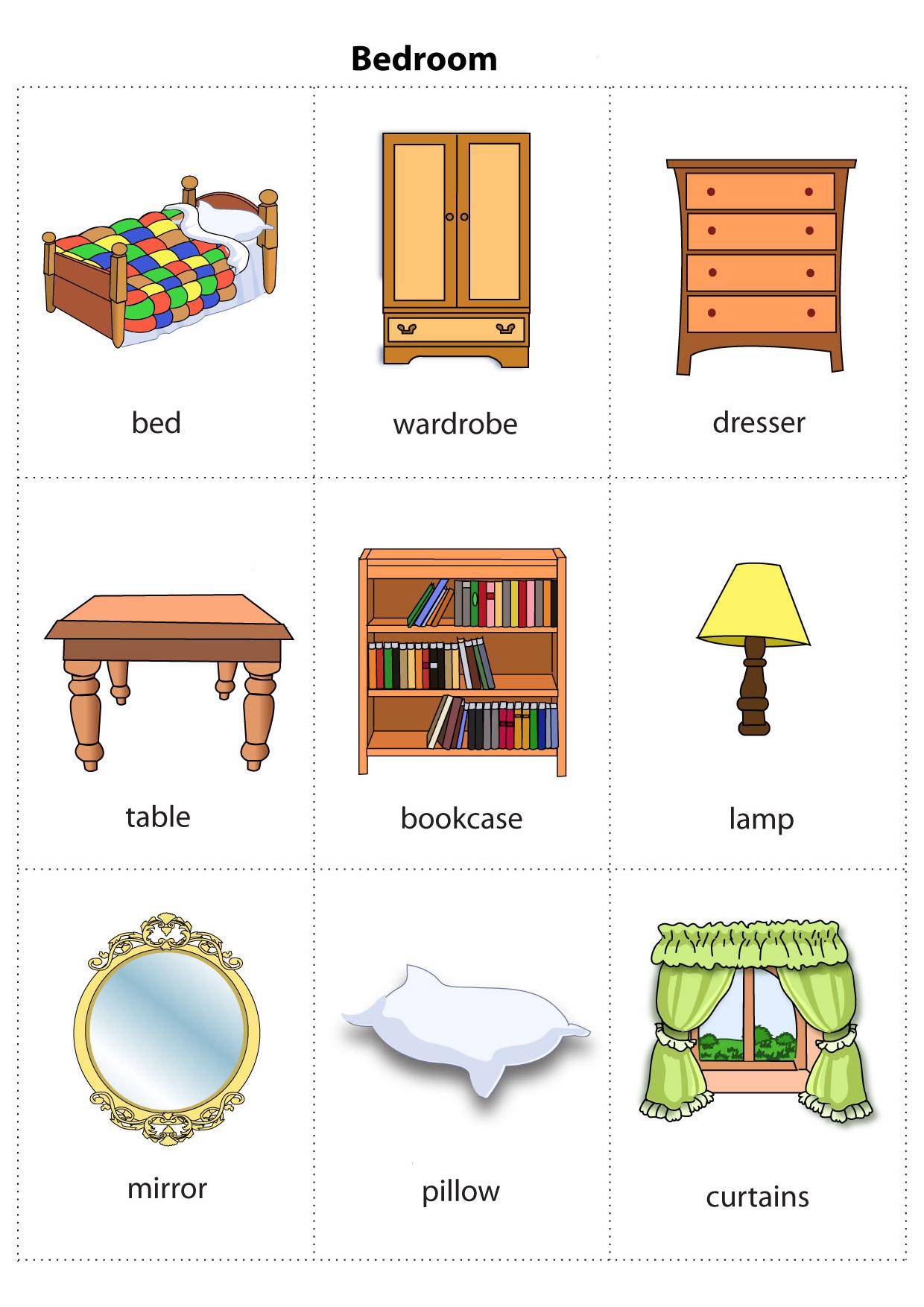 Atividades em ingles vocabulario flaschcards p045 - 44