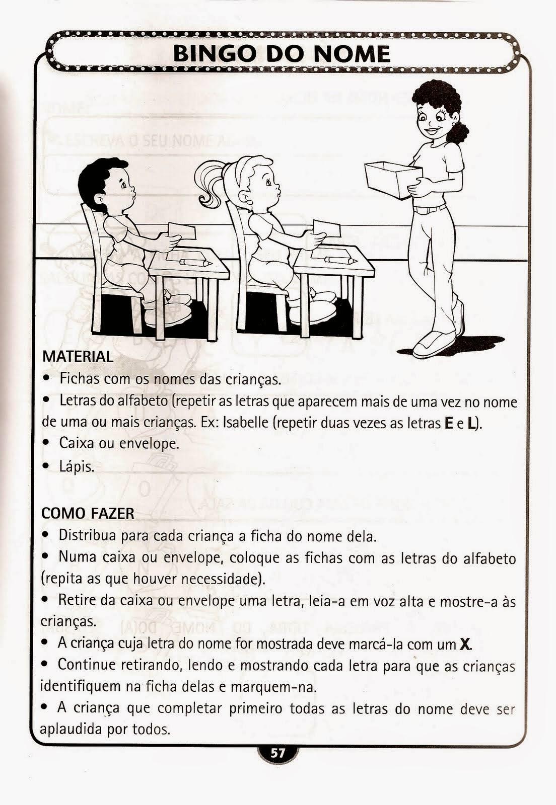 Educação Infantil Atividade-51