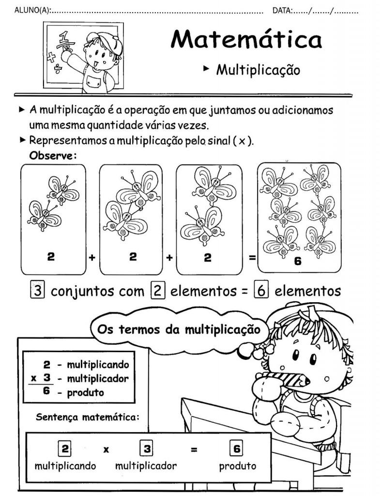 37 Atividades Educativas De Multiplicacao